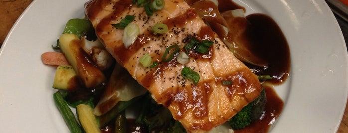 Teeda Thai Cuisine is one of Tim : понравившиеся места.