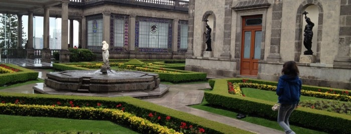 Museo Nacional de Historia (Castillo de Chapultepec) is one of Thigs to do in Mexico city.