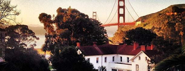 Cavallo Point Lodge is one of Cali.