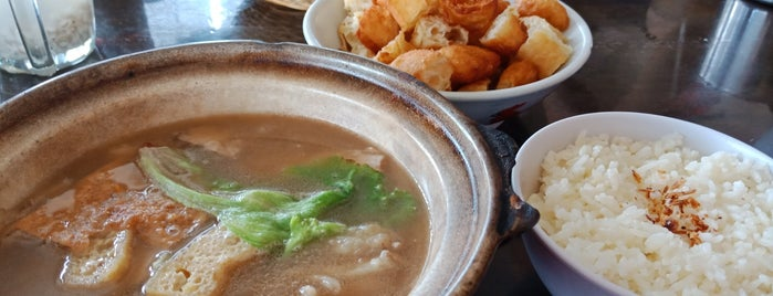 巴生头骨茶Klang Bak Kut Teh is one of Miri.