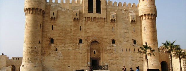 Citadel of Qaitbay is one of i visit.