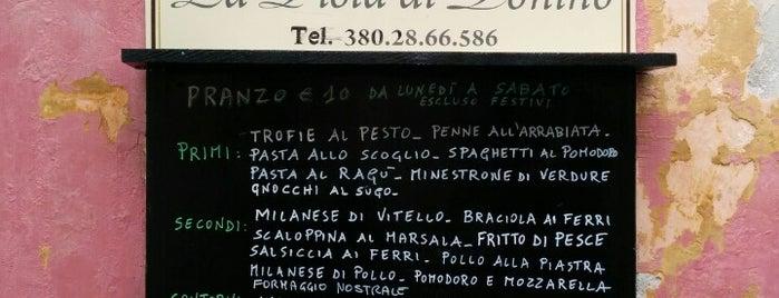 Mediterraneo Trattoria is one of food&drink.