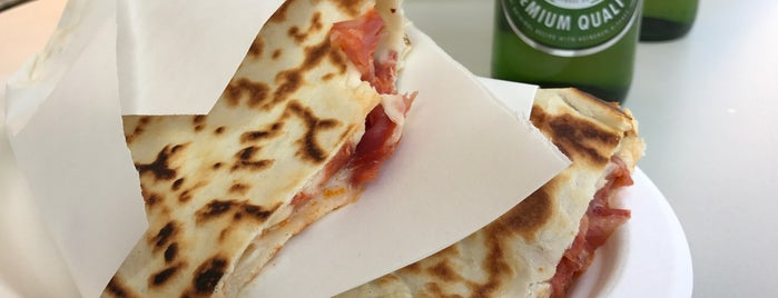 "Chiosco piadine ""Tradizione Dolce e Sale"" is one of slow cooking.."