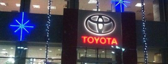 Toyota Сити Плаза is one of Zoyaさんのお気に入りスポット.