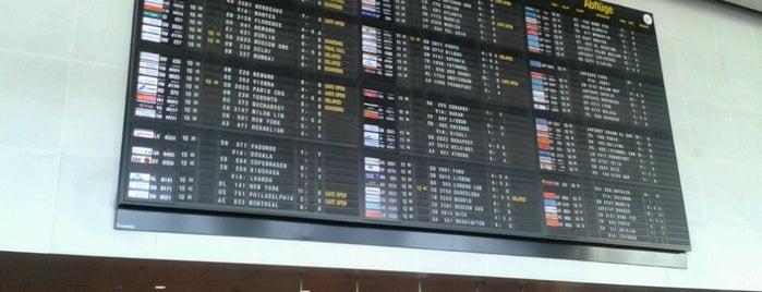 브뤼셀 공항 (BRU) is one of Airports Worldwide....