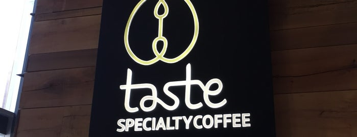 Taste SpecialtyCoffee is one of Santiago Specialty Coffee Shops.
