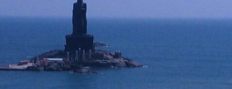 Vivekananda Rock Memorial is one of Incredible India.