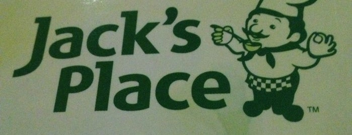 Jack's Place is one of places.