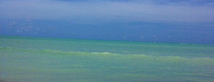 Praia de Ipioca is one of Luiz : понравившиеся места.