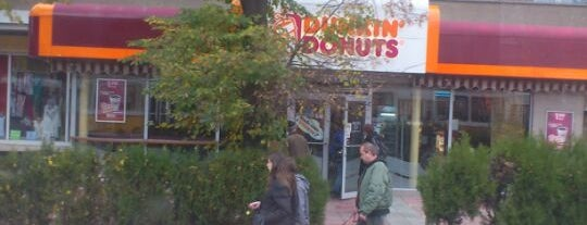 Dunkin' is one of Lugares favoritos de 83.