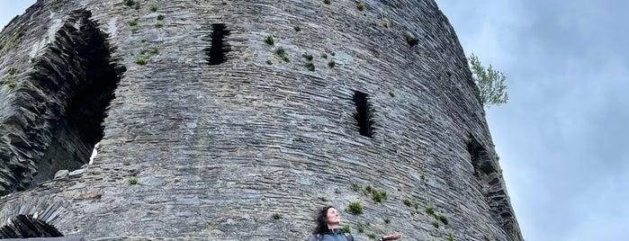 Dolbadarn Castle is one of Woot!'s Wales Hot Spots.