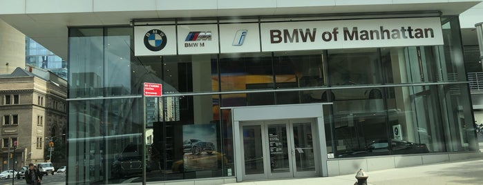 BMW of Manhattan is one of kevinさんのお気に入りスポット.