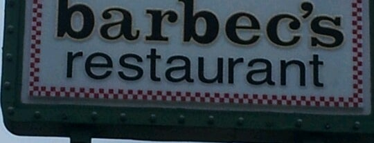 Barbec's is one of Lugares favoritos de Tammy.