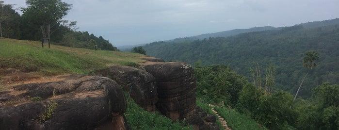 โครงการในพระราชดำริ ภูหินร่องกล้า is one of Chaimongkolさんのお気に入りスポット.