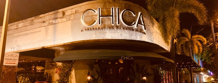 Chica is one of Miami.