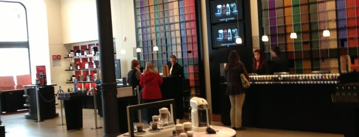 Nespresso Boutique is one of cuadrodemando : понравившиеся места.
