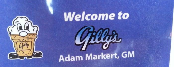 Gilly's Frozen Custard is one of Milwaukee.