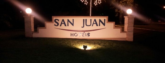 San Juan Eco Hotel is one of Lugares favoritos de J..