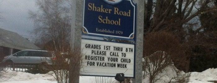 Shaker Road School is one of Tempat yang Disukai Steph.