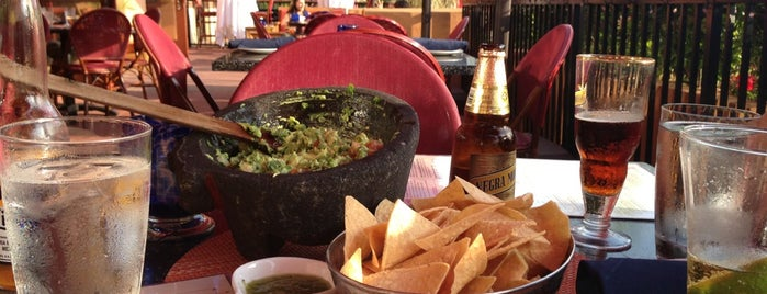 Rosa Mexicano is one of To review.
