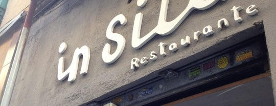 In Situ is one of TOP RESTAURANTS: EAT & DRINK.
