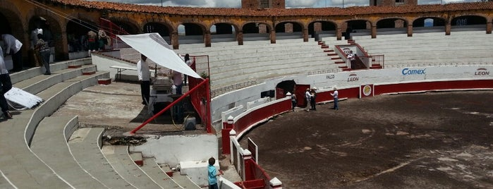 Plaza De Toros, San Miguel De Allende is one of SMA + GTO.