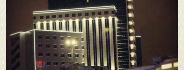 Grand Hotel Kazan is one of Posti che sono piaciuti a Anton.