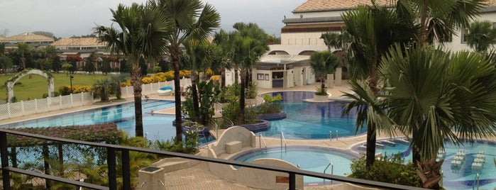 Papago International Resort Taitung is one of Posti che sono piaciuti a Simo.