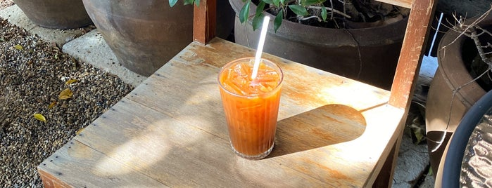Time Cafe In The Garden is one of อุบลราชธานี_3.