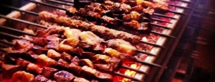 İnci Kasabı is one of Yöresel Yemekler | Gaziantep.