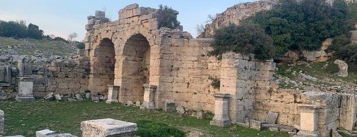 Kremna Antik Kenti is one of Burdur to Do List.