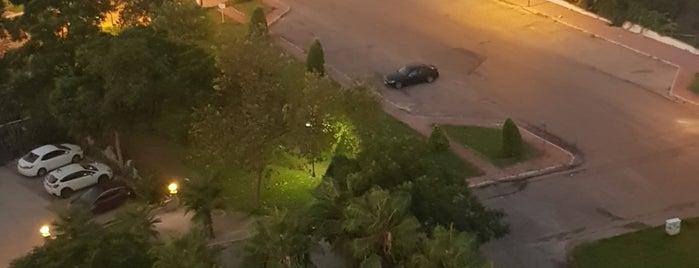 Lara Caddesi Yürüyüş Yolu is one of Dsignoria 님이 좋아한 장소.