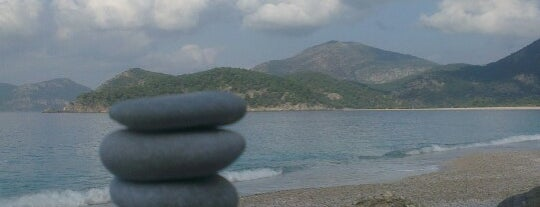 Belcekız Plajı is one of Metalik'in Beğendiği Mekanlar.