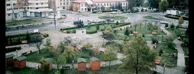 Parc Mihai Viteazu is one of Park / plaza / outdoors.