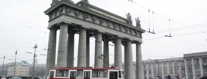 Площадь Московские Ворота is one of Egorさんのお気に入りスポット.