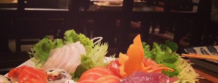 Zeni Sushi is one of visitas.