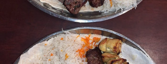 Kabobi - Persian and Mediterranean Grill is one of Chicago Food Spots.