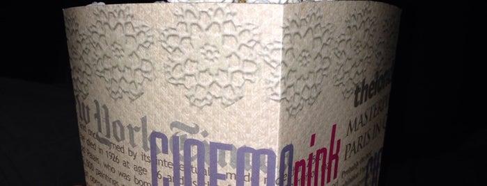 CinemaPink is one of Yunus : понравившиеся места.