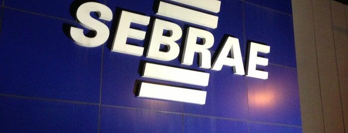 SEBRAE is one of compartilhar com amigos.