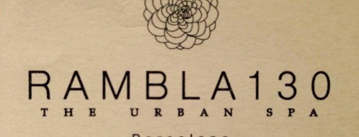Rambla 130 - The Urban Spa is one of barca 🇪🇸.