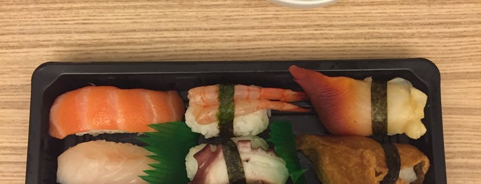 Sushi Taller is one of Àsia.