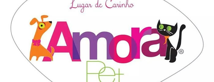 Amora Pet is one of Locais salvos de Carolina.
