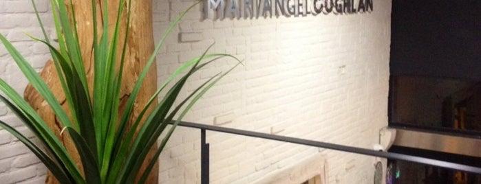 MARIANGEL COGHLAN San Angel is one of สถานที่ที่ KEPRC ถูกใจ.