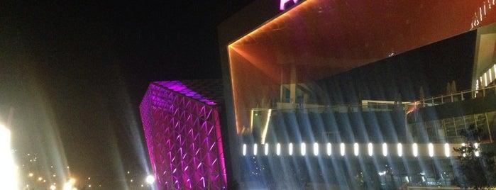 Arena Ses ve Işık Sistemleri is one of Tempat yang Disukai İlker.