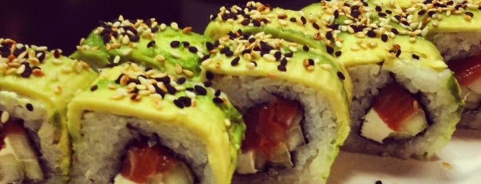 Sushi Roll is one of Orte, die Irving gefallen.