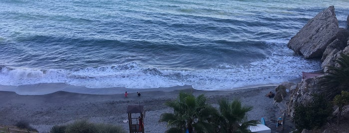 Playa Carabeo is one of สถานที่ที่ Miguel ถูกใจ.
