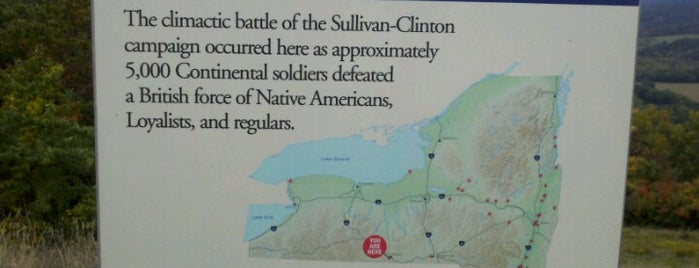 Newtown Battlefield is one of Best places to go in Mark Twain Country!.