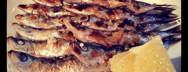 Comer en Málaga