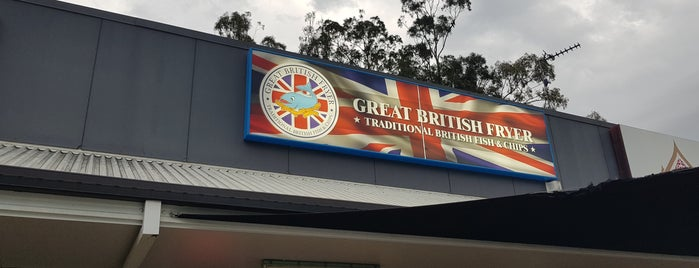 Great British Fryer is one of [todo] Gold Coast.