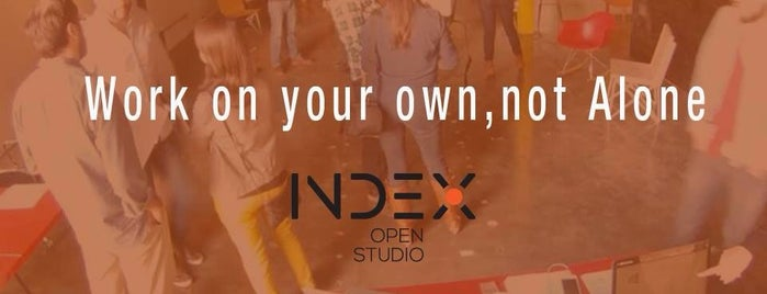 INDEX coworking is one of Por visitar....